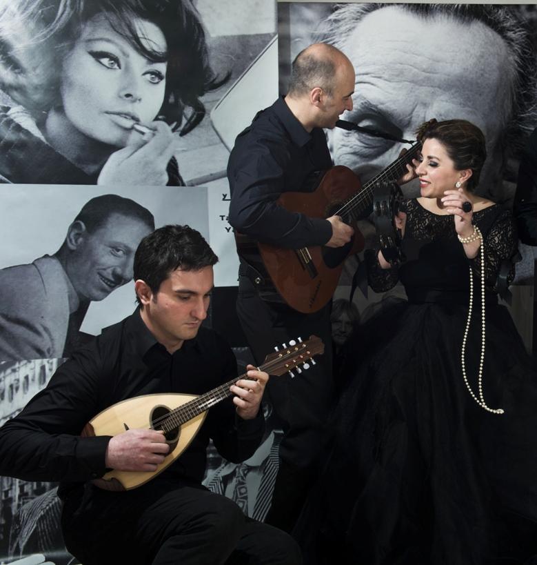 cover-La Posteggia napoletana di Claudio e Diana