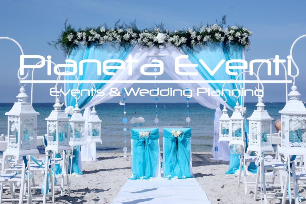 Pianeta Eventi - Luxury Wedding in Italy