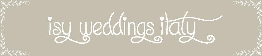 Isy Wedding Italy