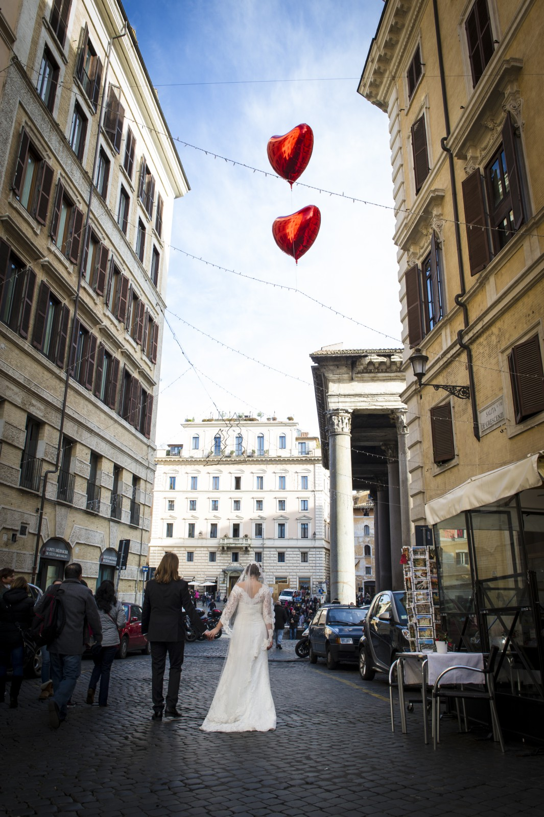 Wedding in Rome 14