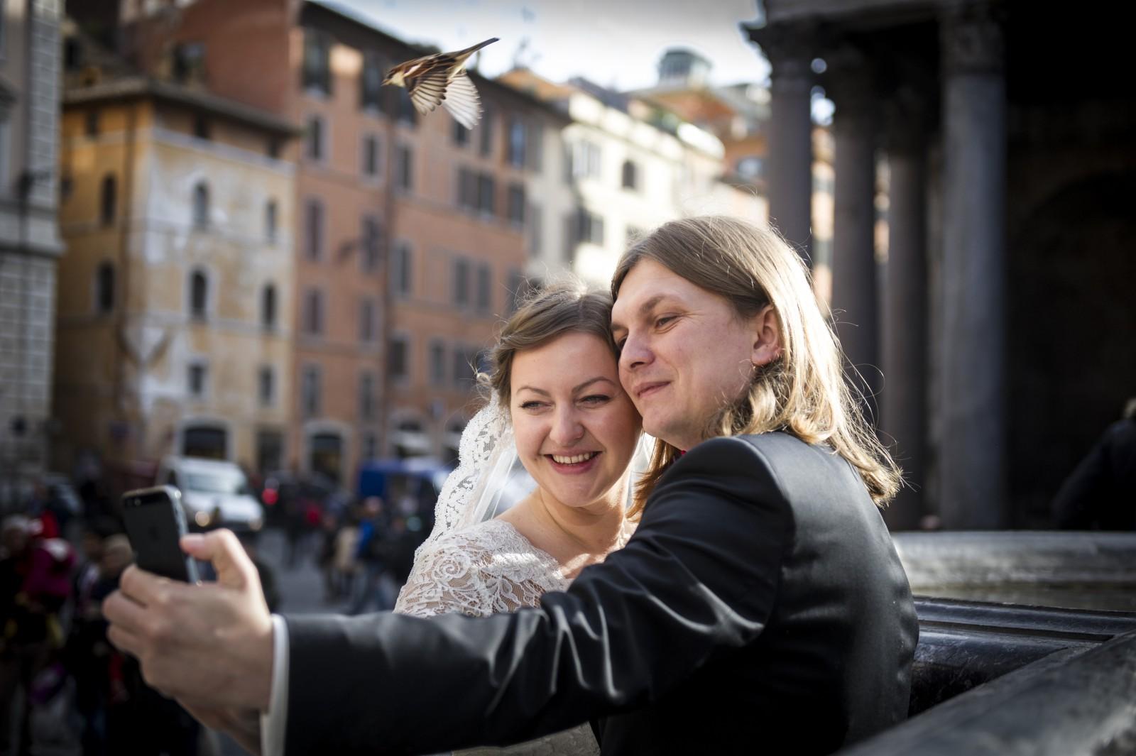 Wedding in Rome 13