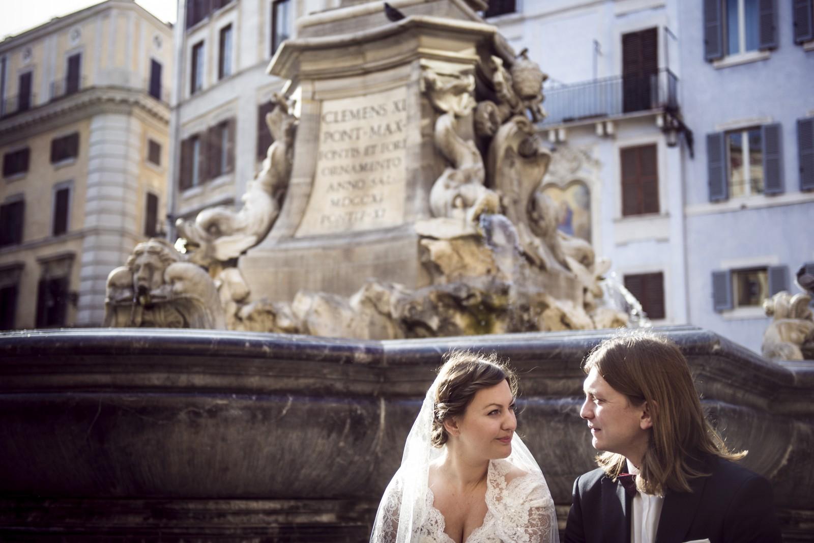 Wedding in Rome 12