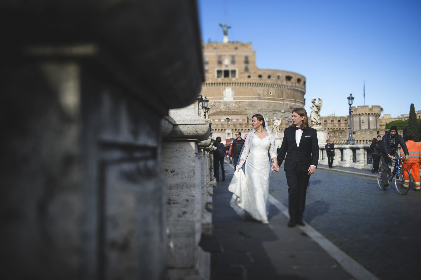 Wedding in Rome 11