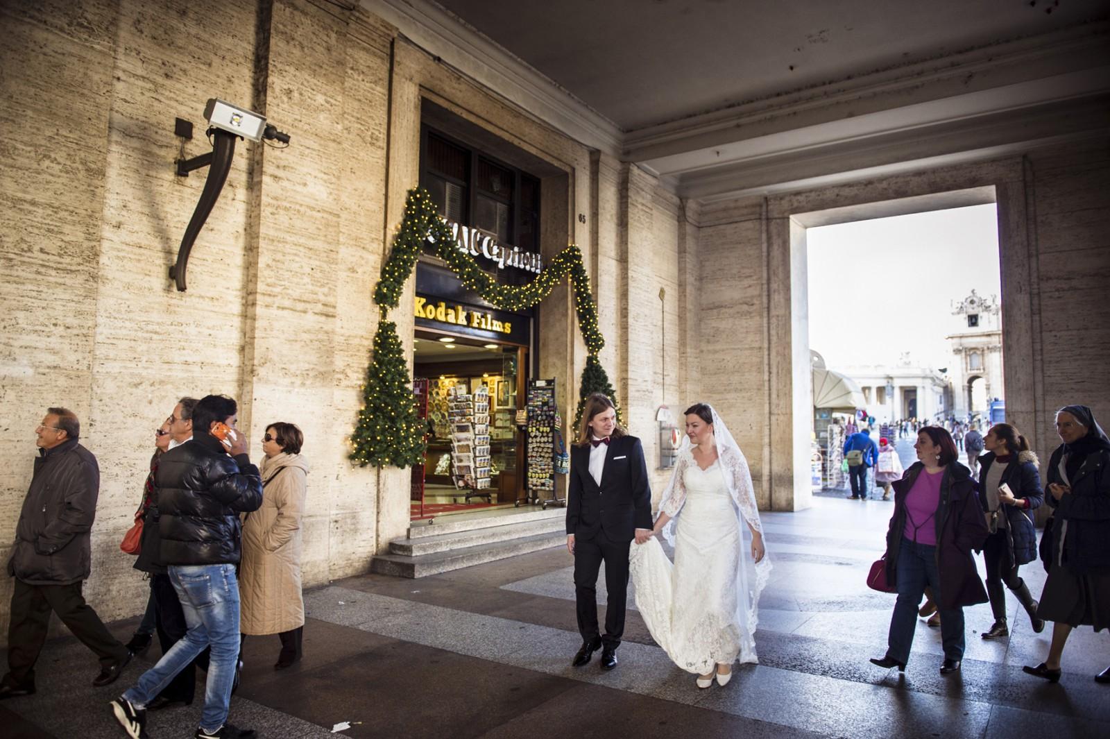 Wedding in Rome 10