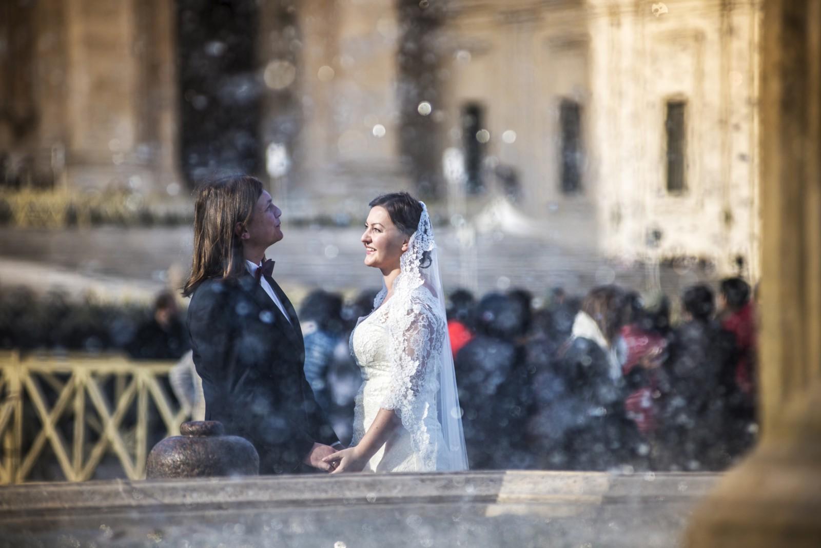 Wedding in Rome 8