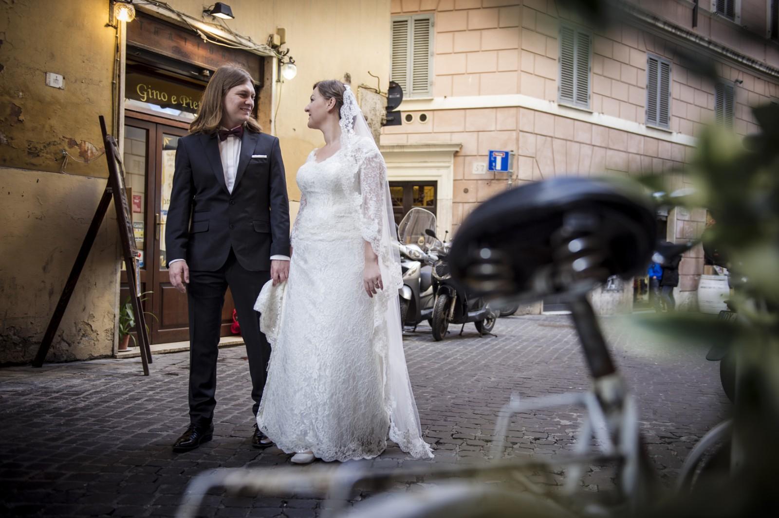 Wedding in Rome 6