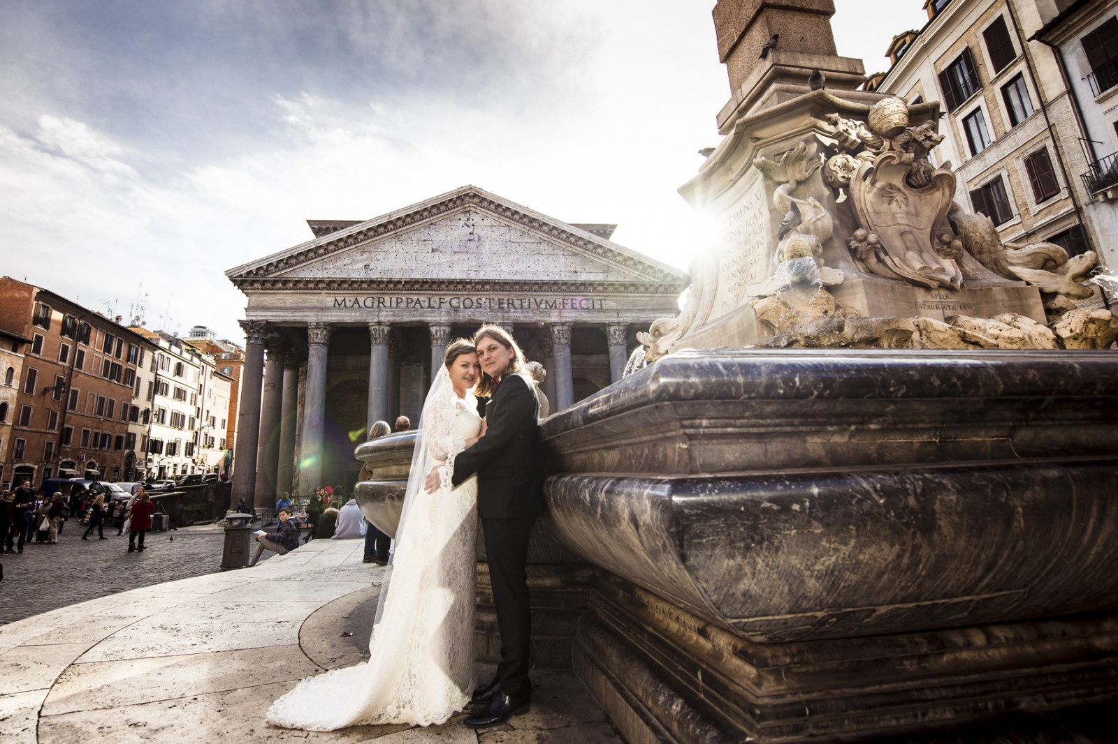 Wedding in Rome 18