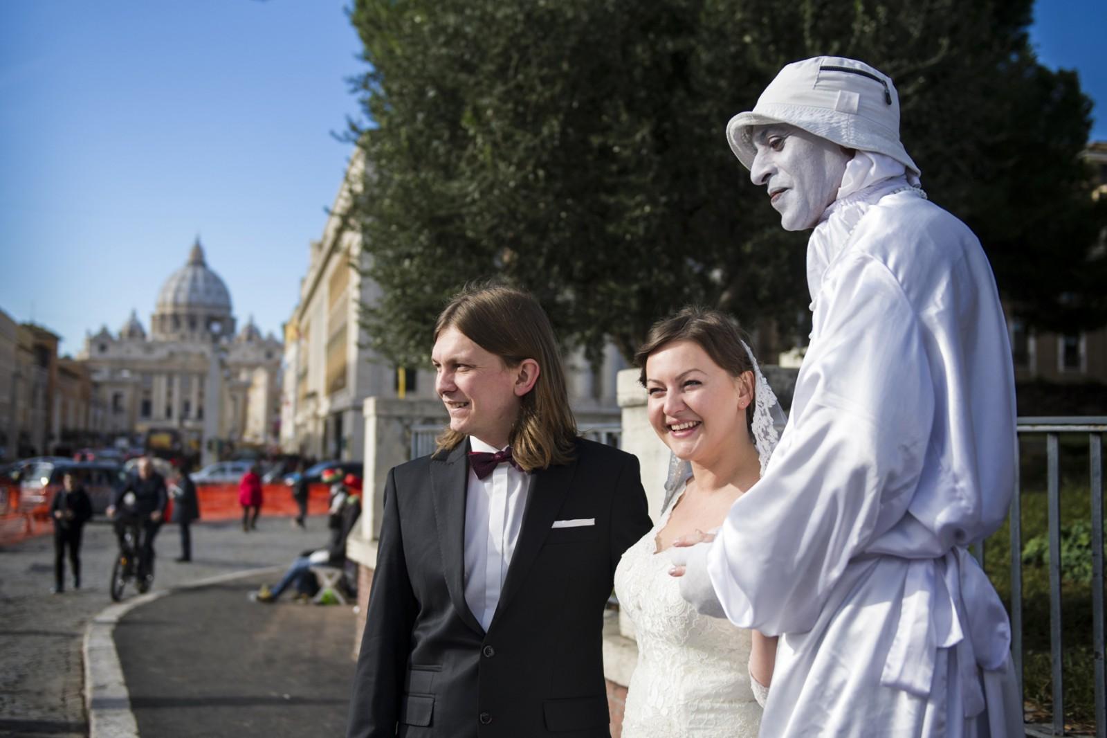 Wedding in Rome 15