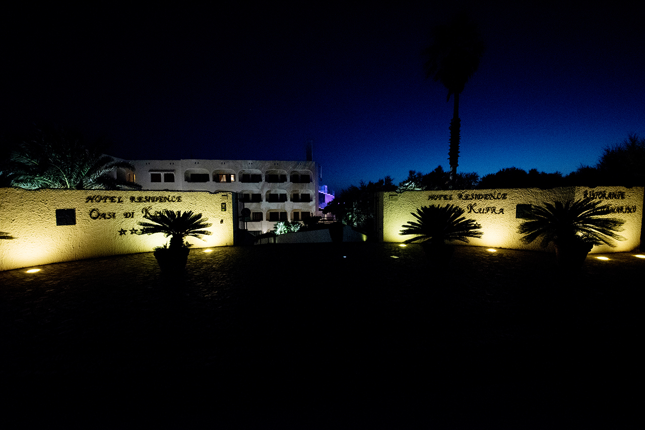 cover-Hotel Oasi di Kufra