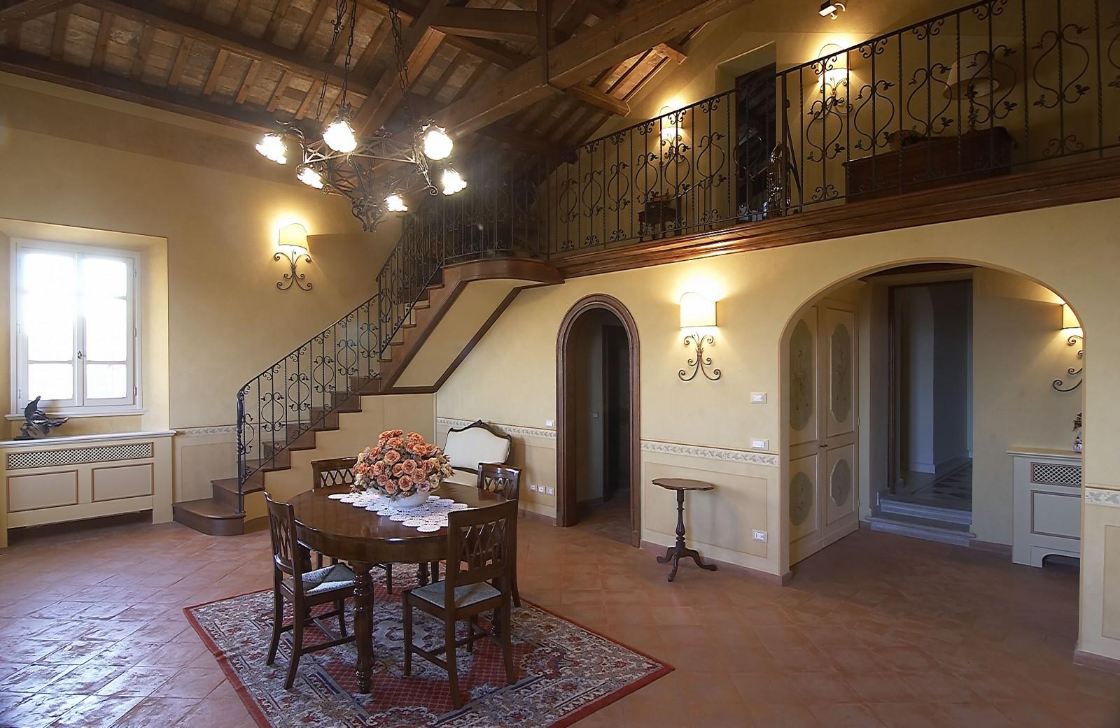 piano nobile - soggiorno