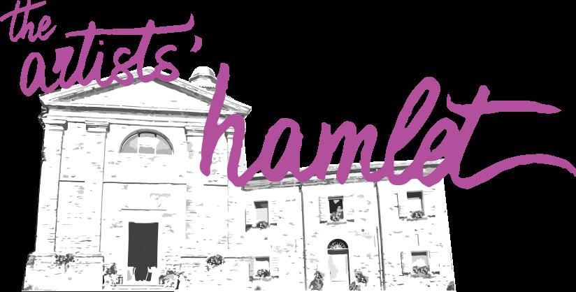 The artist's Hamlet - exclusive venue in Italy