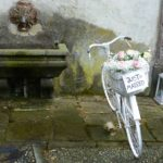 just married bici