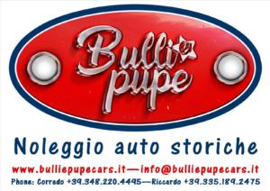 Bulli e Pupe - Noleggio Auto Storiche