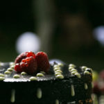wedding tuscany - matrimonio in toscana - chocolate weddng cake