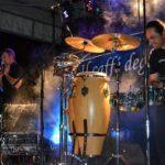 dj set + percussioni