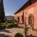 Villa Vignamaggio, Greve in Chianti, Tuscany, Italy