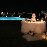 torta vela night