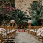 Civil Ceremony - Courtyard