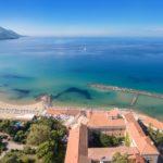 Aerial View - Relais Palazzo Belmonte