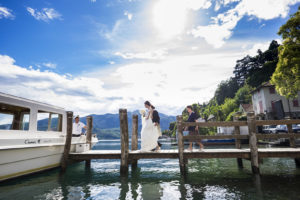 cover-My Lake Wedding Italy